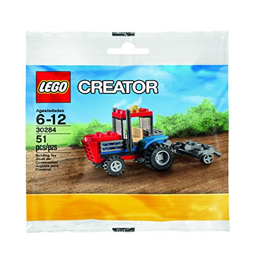 LEGO Creator Mini Tractor 30284 Exclusive (Bagged) - 1