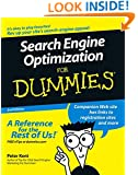 Search Engine Optimization For Dummies, Second Edition (For Dummies (Computers))