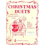 Christmas Duets (For Early Grade Piano Students) ~ Rachel Beatty Kahl