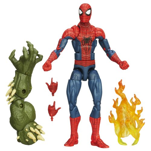 Marvel The Amazing Spider-Man 2 Marvel Legends Infinite Series The Amazing Spider-Man Figure 6 Inches