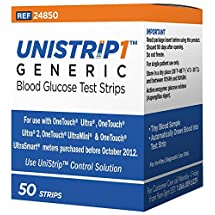 UniStrip1 Retail 50ct (Generic OneTouch Ultra)