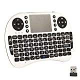 2.4GHz Wireless Keyboard Rii Branded i8 US Layout Touchpad Universal for Andriod TV Box PC Etc CN54