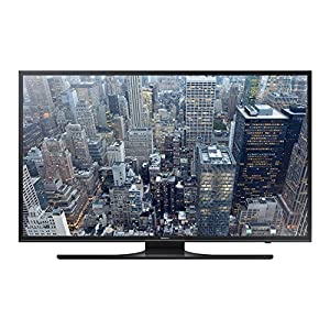 Samsung UN40JU6500 40-Inch 4K Ultra HD Smart LED TV from Samsung