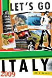 img - for Let's Go 2009 Italy (Let's Go: Italy) book / textbook / text book