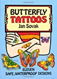Butterfly Tattoos (Dover Tattoos)
