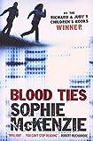 Sophie McKenzie Blood Ties