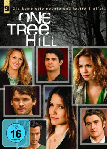 One Tree Hill - Die komplette neunte und letzte Staffel [Pappschuber] [3 DVDs]