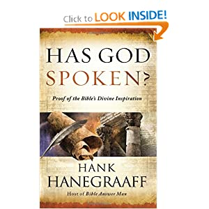 Has God Spoken?: Proof of the Bible&#8217;s Divine Inspiration