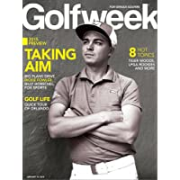 1-Yr (30 Issues) of Golfweek Magazine Subscription