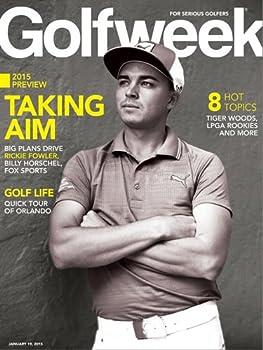 1-Yr Golfweek Magazine Subscription
