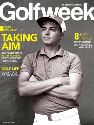 1-Yr Golfweek Magazine Subscription