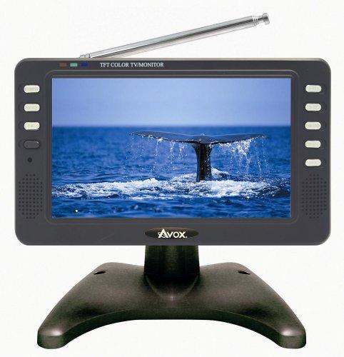 AVOX 7型ワイド液晶テレビ ワンセグチューナー内蔵 JJO-170T