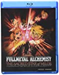 Fullmetal Alchemist: The Sacred Star...