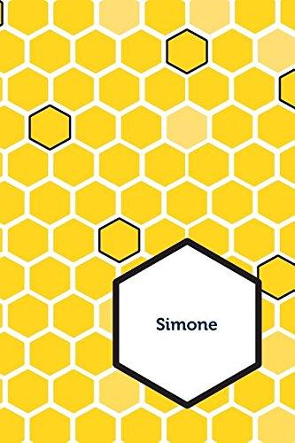 Etchbooks Simone, Honeycomb, Blank