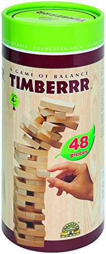 Timberrr - A Game Of Balance