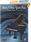 When I Was Your Man: Piano/Vocal/Guitar (Sheet)