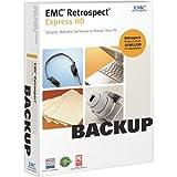 EMC Retrospect Express HD  [OLD VERSION] ~ Smith Micro Software Inc.