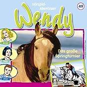 Das große Springturnier (Wendy 49)   Nelly Sand