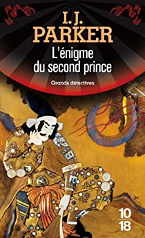 L'énigme du second prince par Parker