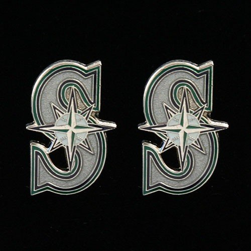 Seattle Mariners Post Earrings at Amazon.com
