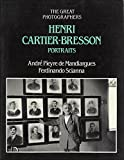 img - for Henri Cartier-Bresson Portraits (The Great Photographers) book / textbook / text book