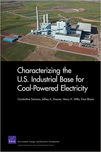 Characterizing the U.S. Industrial Base for Coal-Powered Electricity (Rand Corporation Monograph)