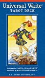 img - for Universal Waite Tarot Deck book / textbook / text book