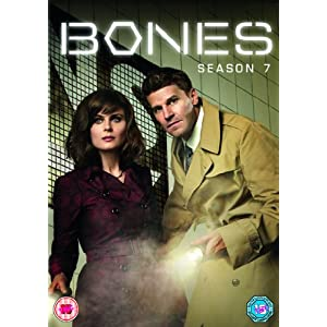 Bones s7 dvd (UK edition)
