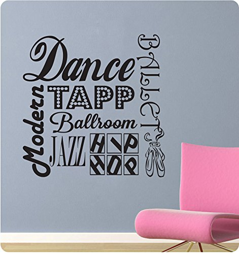 Dance Wall Quote