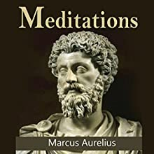 Meditations Audiobook by Marcus Aurelius Narrated by Ron Welch