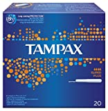 TAMPAX BLUE BOX SUPER PLUS 20