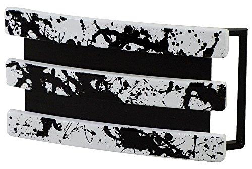 Adidas Golf- Trophy 2.0 Belt Buckle Black/White