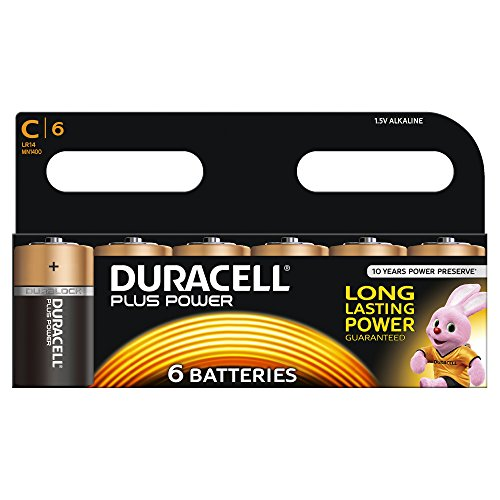 duracell-mn1400-plus-power-c-size-batteries-pack-of-6