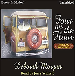 Four on the Floor Audiobook