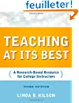 Teaching at Its Best: A Research-Base...