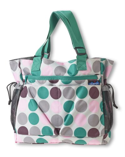 KAVU Women's Happy Hauler Bag, Sweet Dots, One Size Picture