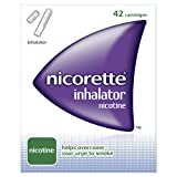 Nicorette Inhalator White 42 Cartridges