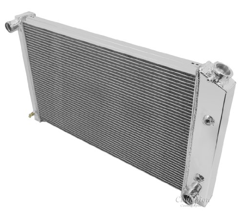 3 Row Radiator, All Aluminum & 2-12