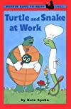 Turtle and Snake at Work (Easy-to-Read, Puffin)