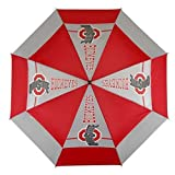NCAA Ohio State Golf Umbrella, WindSheer II - Auto Open