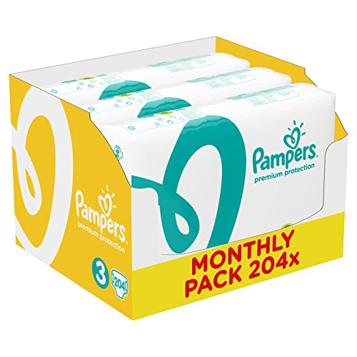 pampers-new-baby-premium-protection-204-pannolini-taglia-3-5-9-kg
