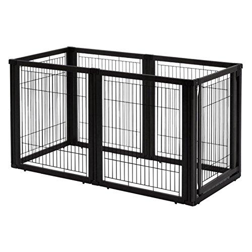 Richell Convertible Elite Pet Gate 6 Panel Baby Shop