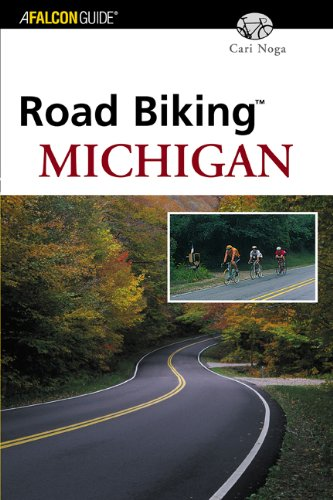 Road Biking Michigan (Road Biking Series)