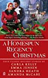 img - for A Homespun Regency Christmas book / textbook / text book