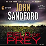 Field of Prey: Lucas Davenport, Book 24 (       UNABRIDGED) by John Sandford Narrated by Richard Ferrone