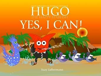 Amazon Com Yes I Can Hugo The Happy Starfish Island
