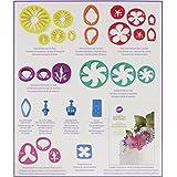 Wilton 2109-7987 28-Piece Gum Paste Cutters Set