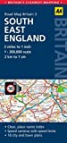 img - for Road Map South East England (AA Road Map Britain) book / textbook / text book