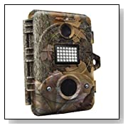 Spypoint 5 MP 35 Infrared Led Digital Surveilance IR-5 Camera (Camo)