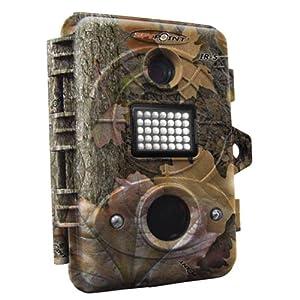 Spypoint IR-5 5MP Infrared Digital Trail Surveillance Camera Camo